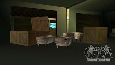 Novas texturas San Fierro para GTA San Andreas segunda tela
