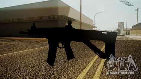 ACW-R Battlefield 3 para GTA San Andreas terceira tela