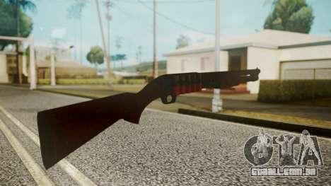 Shotgun by catfromnesbox para GTA San Andreas terceira tela