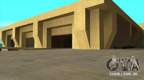 Novas texturas San Fierro para GTA San Andreas terceira tela