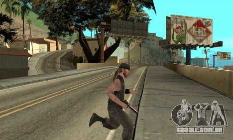 Deagle para GTA San Andreas segunda tela
