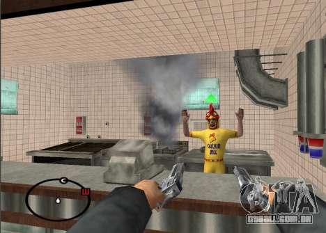 Deagle Styles para GTA San Andreas terceira tela