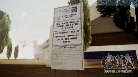 New Los Santos FORUM para GTA San Andreas segunda tela