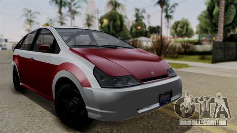 Deckers Solar (Dilettante) from SR3 para GTA San Andreas