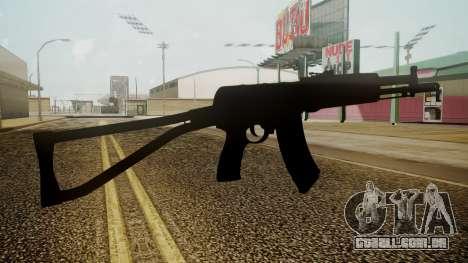 AEK Battlefield 3 para GTA San Andreas terceira tela