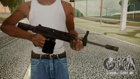 LSAT Battlefield 3 para GTA San Andreas terceira tela