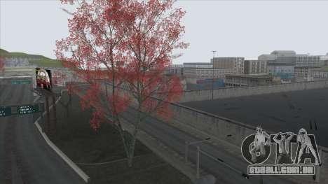 Autumn in SA v2 para GTA San Andreas quinto tela