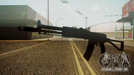 AEK Battlefield 3 para GTA San Andreas segunda tela