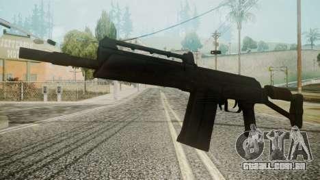 SAIGA Battlefield 3 para GTA San Andreas