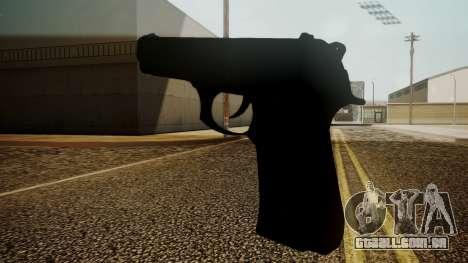 Beretta M9 Battlefield 3 para GTA San Andreas segunda tela