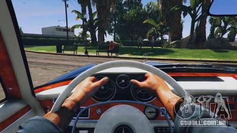 GTA 5 Mercedes-Benz 300SEL 6.3 v1.3 voltar vista