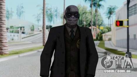 SkullFace Mask para GTA San Andreas