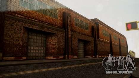 HDR Factory Build Mipmapped para GTA San Andreas terceira tela