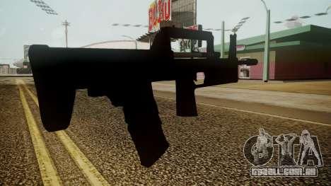 A-91 Battlefield 3 para GTA San Andreas terceira tela