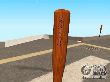 Pouco O Que A Nossa para GTA San Andreas terceira tela
