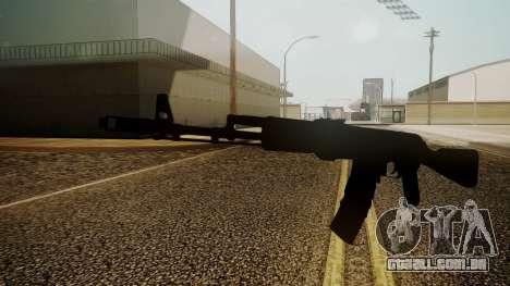 AK-74M Battlefield 3 para GTA San Andreas segunda tela