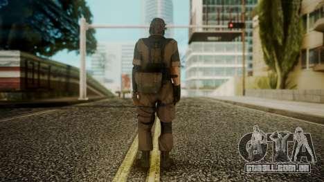 Venom Snake Stun Arm para GTA San Andreas terceira tela