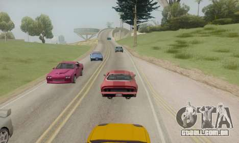 ENB Settings by LaiM para GTA San Andreas terceira tela