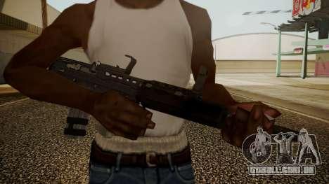 L85A2 Battlefield 3 para GTA San Andreas
