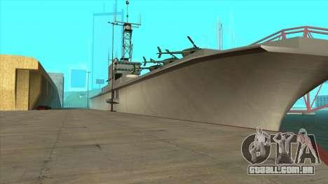 Novas texturas San Fierro para GTA San Andreas
