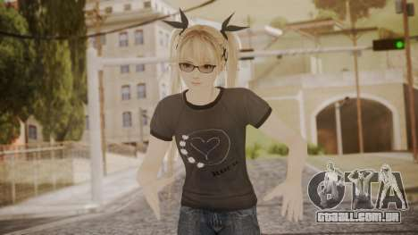 DoA 5 Ultimate - Marie Rose Punk para GTA San Andreas