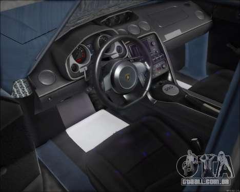 Volga 3102 para GTA San Andreas vista direita