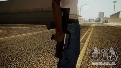 A-91 Battlefield 3 para GTA San Andreas