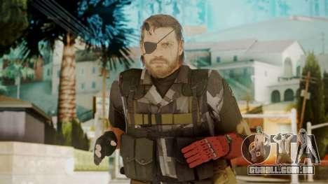 Venom Snake Square para GTA San Andreas