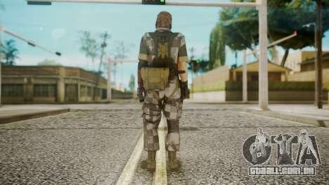 Venom Snake Square para GTA San Andreas terceira tela