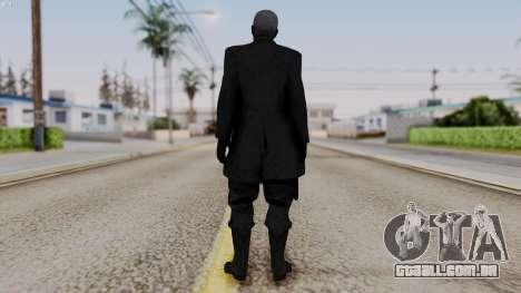 SkullFace para GTA San Andreas terceira tela