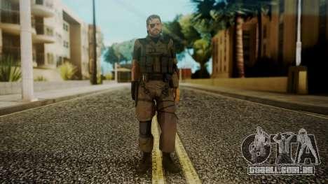 Venom Snake Stun Arm para GTA San Andreas segunda tela