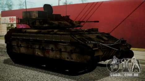 VD-1710 Armadillo APC Chinese para GTA San Andreas