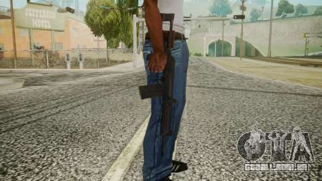 SAIGA Battlefield 3 para GTA San Andreas terceira tela