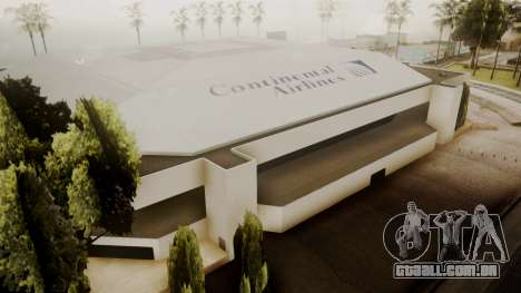 New Los Santos FORUM para GTA San Andreas por diante tela