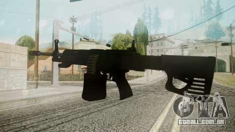 LSAT Battlefield 3 para GTA San Andreas segunda tela