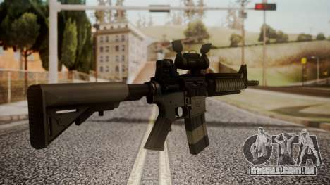 Rifle by catfromnesbox para GTA San Andreas segunda tela