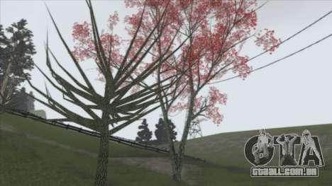 Autumn in SA v2 para GTA San Andreas terceira tela