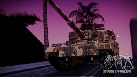 GTA 5 Rhino Tank IVF para GTA San Andreas