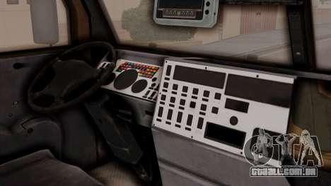 Tempestade (dispositivo) para GTA San Andreas vista direita