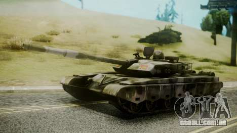 Type 99 from Mercenaries 2 para GTA San Andreas