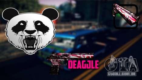 Deagle para GTA San Andreas