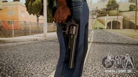 Desert Eagle by catfromnesbox para GTA San Andreas terceira tela