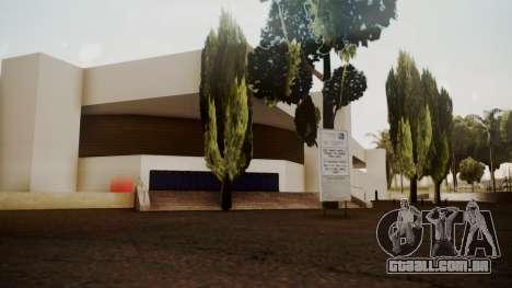 New Los Santos FORUM para GTA San Andreas terceira tela