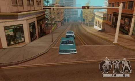 ENB Settings by LaiM para GTA San Andreas segunda tela