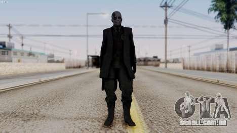 SkullFace para GTA San Andreas segunda tela