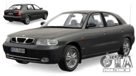 Daewoo Nubira I Hatchback CDX 1997 para GTA 4