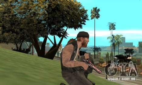 Deagle para GTA San Andreas terceira tela