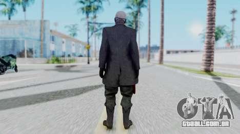 SkullFace Mask para GTA San Andreas terceira tela