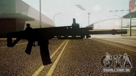 ACW-R Battlefield 3 para GTA San Andreas segunda tela