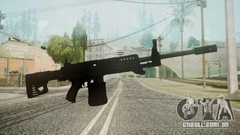 LSAT Battlefield 3 para GTA San Andreas
